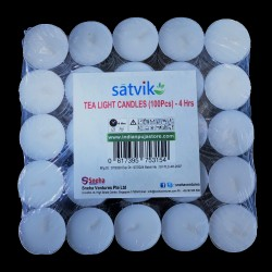 Satvik Tea light Wax...