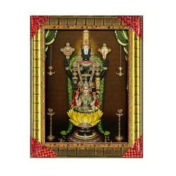 Satvik Lord Tirupati...