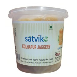 Satvik Natural Jaggery...