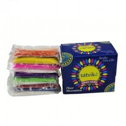 Holi colour rangoli bag...