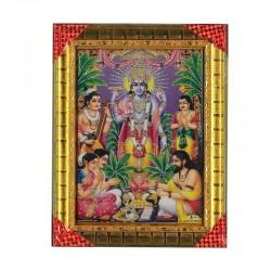 Lord Satyanarayan Swamy...