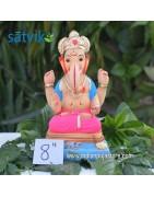 8 inches Ganesha idols in Singapore